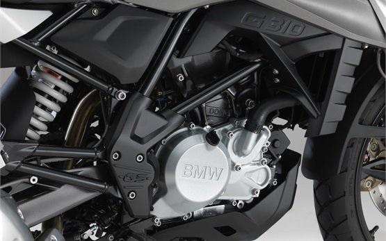 BMW G 310 GS - alquiler de motos Milán Italia