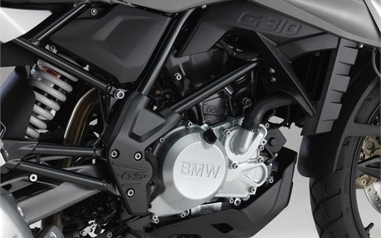 BMW G 310 GS - аренда мотоциклов Рим Италия