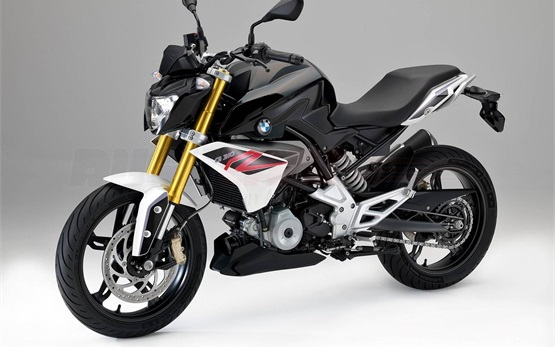 BMW G 310 R - alquiler de motocicletas en Milán
