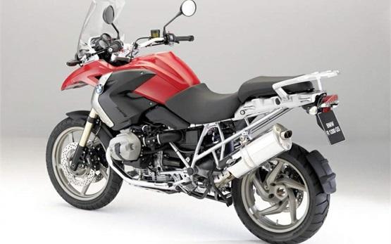 BMW R 1200 GS - alquiler de motocicletas en Espana