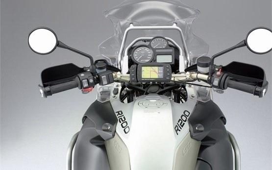 BMW R 1200 GS - Motorrad mieten Polen