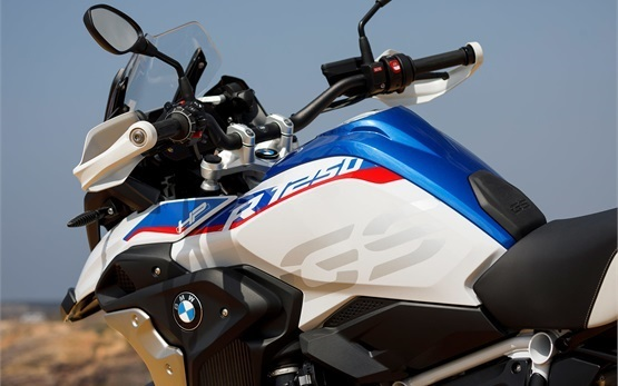 BMW R 1250 GS ADV - motorcycle rental in Lisbon
