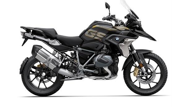 BMW R 1250 GS - Motorrad mieten in Split