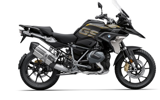 BMW R 1250 GS - Motorrad mieten in Spanien