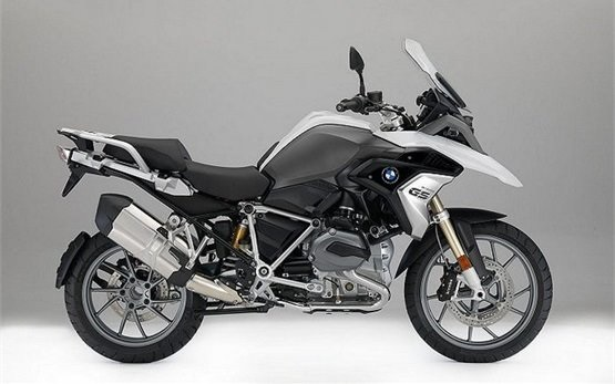 BMW R 1200 GS - alquiler de motocicletas en Italia