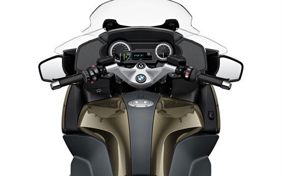 BMW R 1250 RT - motorcycle hire Spain