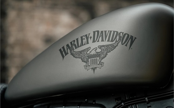 Harley Davidson Sportster Iron 883 - motorcycle rental in Split