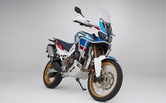 Honda CRF1000L AFRICA TWIN Motorrad mieten Flughafen Porto