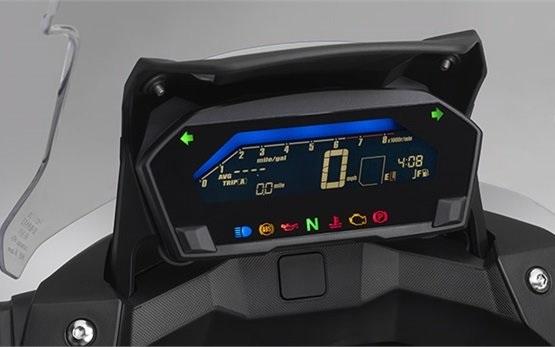 Honda NC700X - alquilar una moto en Liubliana