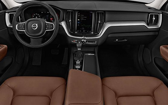 Interior - 2018 Volvo XC60 Automatic