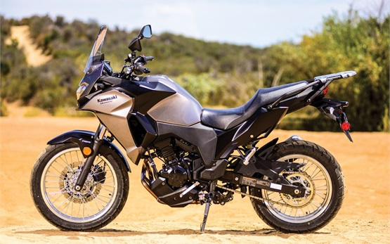 Kawasaki Versys 300X прокат мотоцикла