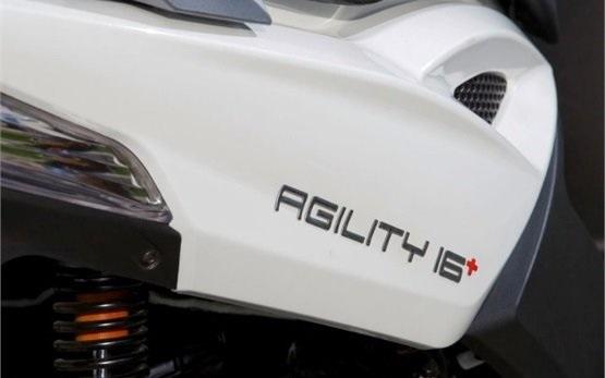 Kymco Agility 16+ 125 - наем на скутер в Сардиния - Алгеро