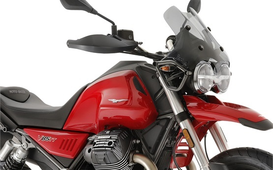 Moto Guzzi V85TT - наем на мотор Испания
