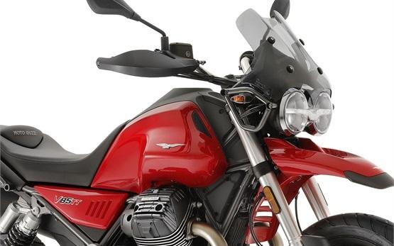 Moto Guzzi V85 TT - Motorradverleih - Mailand Italien