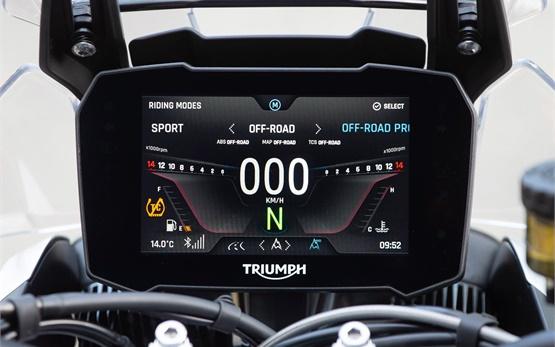 Triumph Tiger 900 GT - alquilar una motocicleta en Espana