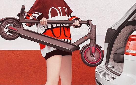 Xiaomi M365 PRO - electric scooter hire Sofia airport