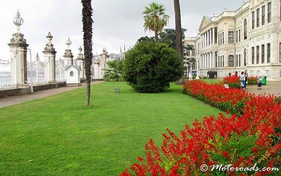 Isanbul Dolmabahçe Palace
