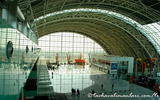 Izmir Adnan Menderes International Airport