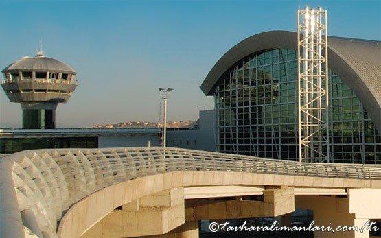 Измир аэропорт