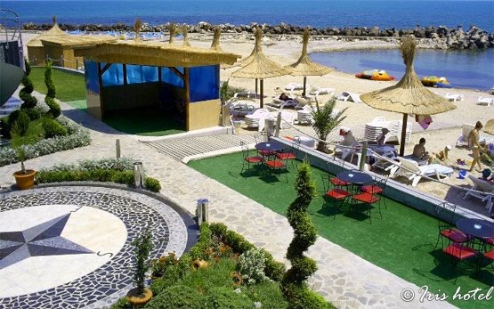 Iris Hotel, Romanian Black Sea Coast