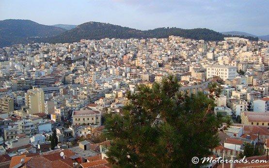 Panorama, Kavala