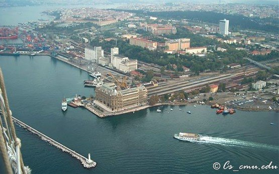 Порт Кадиркьой - Истнабул