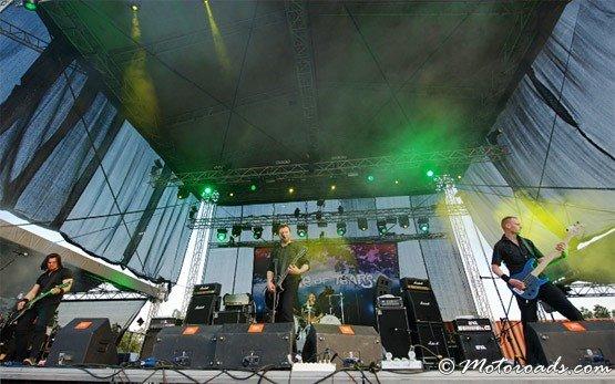 Kaliakra Rock Fest Stage, Kavarna
