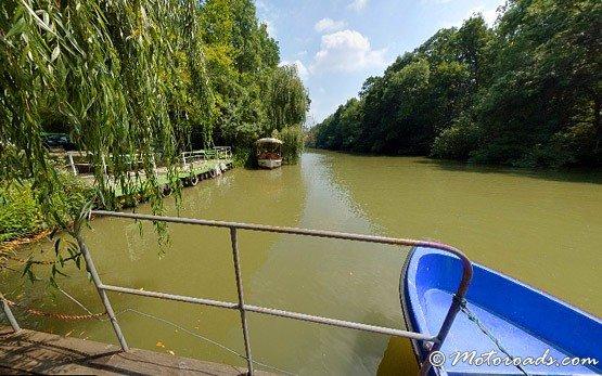 Kamchia River, Bulgaria