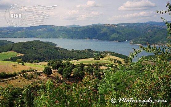 Kardjali Lake