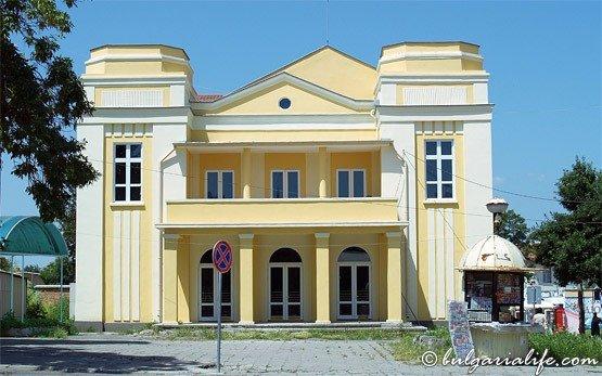 Town of Karnobat