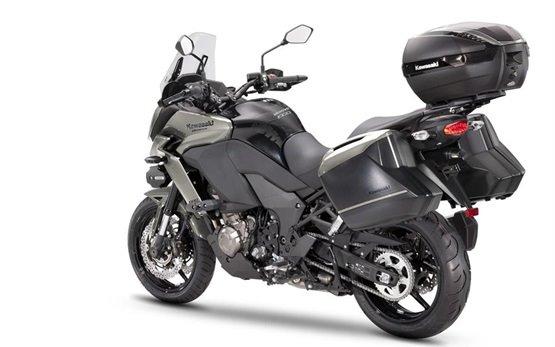 2016 Kawasaki Versys 1000 Grand Tourer - мотоциклов напрокат Барселоне