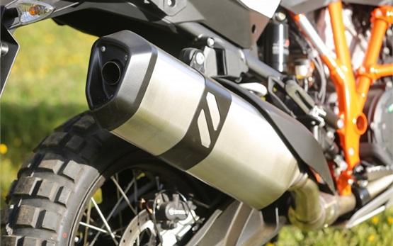KTM 1090 ADV  - motorcycle rent  Spain
