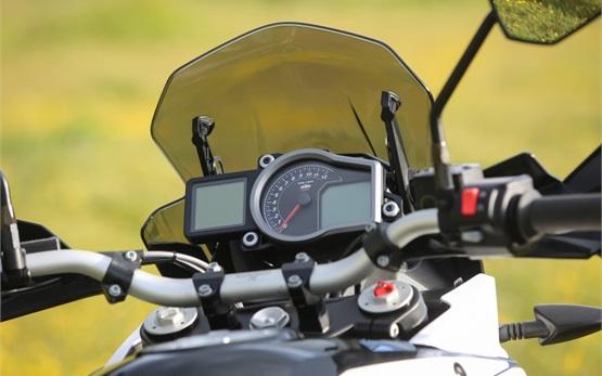 KTM 1090 ADV - motorcycle rental in Barcelona
