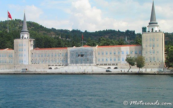 Kuleli Military High School, Uskudar