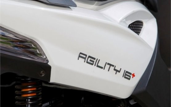 Kymco Agility 16+ 125cc - scooter hire Greece