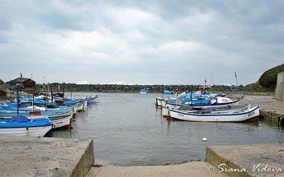 Лодки - Лозенец