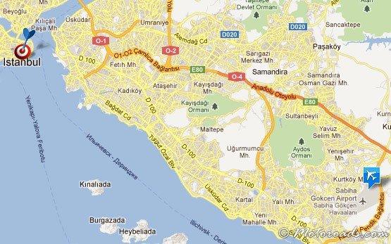 Car Rent Turkey Airport