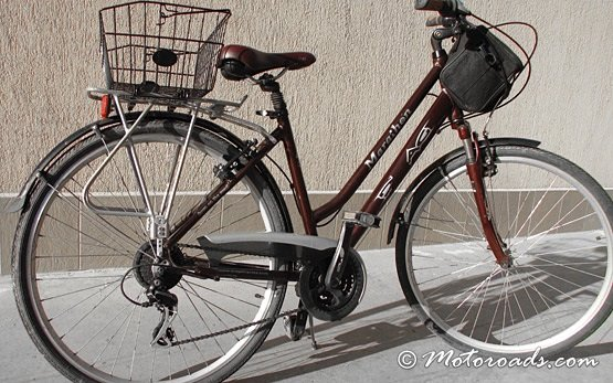 Marathon Lux Lady - bicycle hire