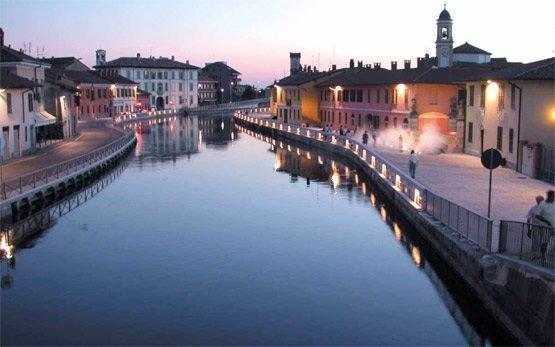 Milan - Naviglio Grande Canale