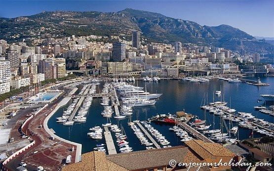 Монако - Лазурный берег