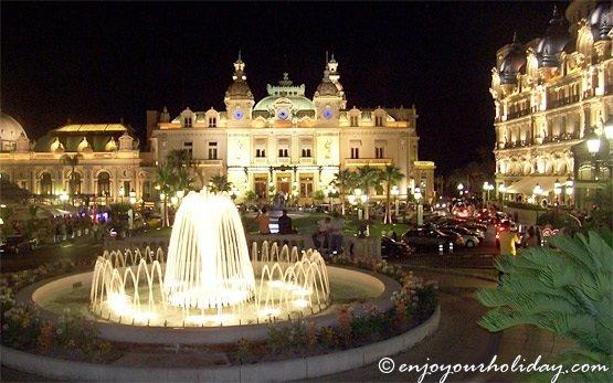 Monaco Monte Carlo  - French reviera