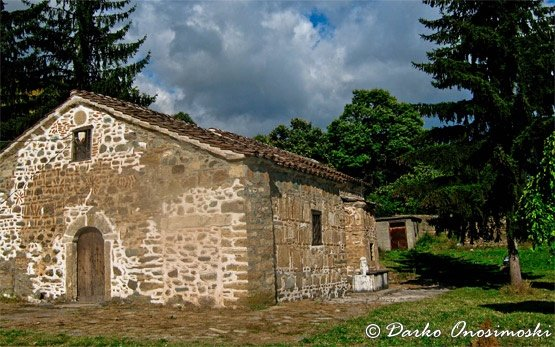 Mother of God Church in Tetovo