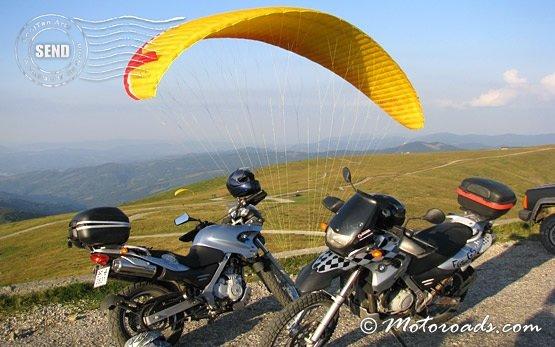 Motorbike rental Bulgaria