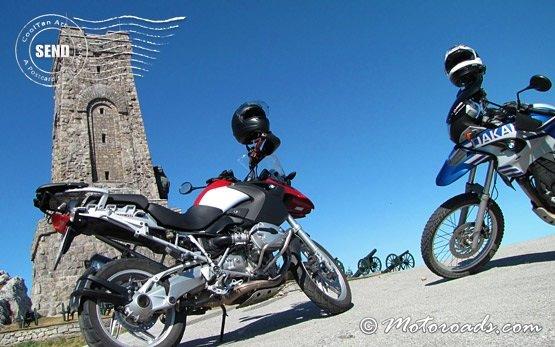 Motorbike Rental Europe