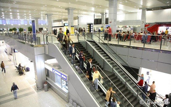 Никола Тесла Международный аэропорт Белграда
