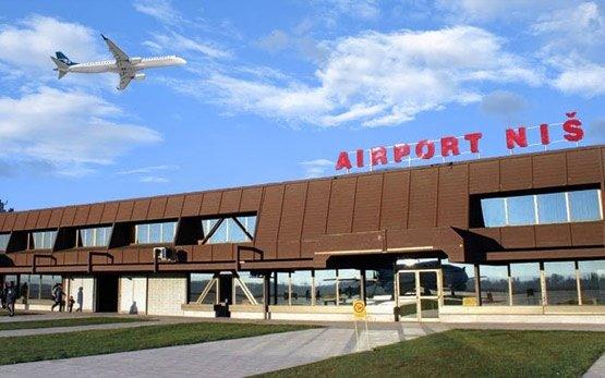 Nis airport - Serbia