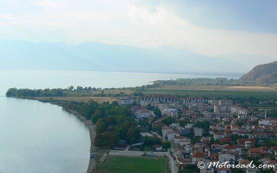 Ohrid Lake, Ohrid