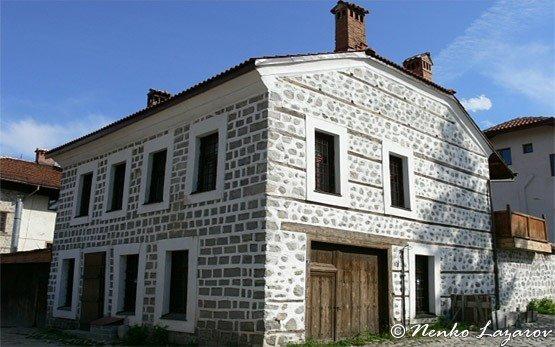 Старый дом - Хасково