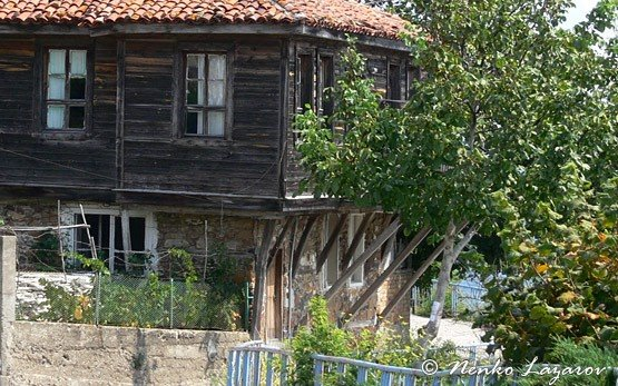 Old House in Ahtopol