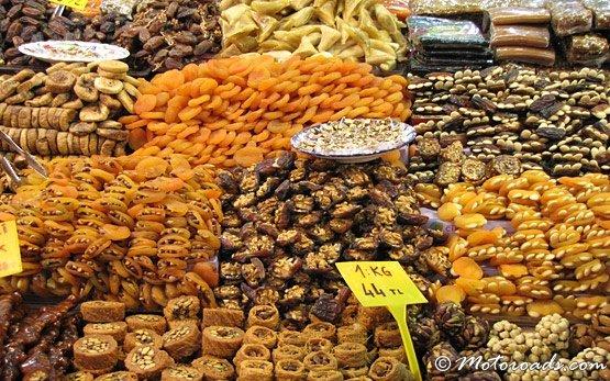 Стары рынок - Султанахмет - Станбул